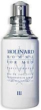 Духи, Парфюмерия, косметика Molinard Homme III Molinard - Туалетная вода (тестер)