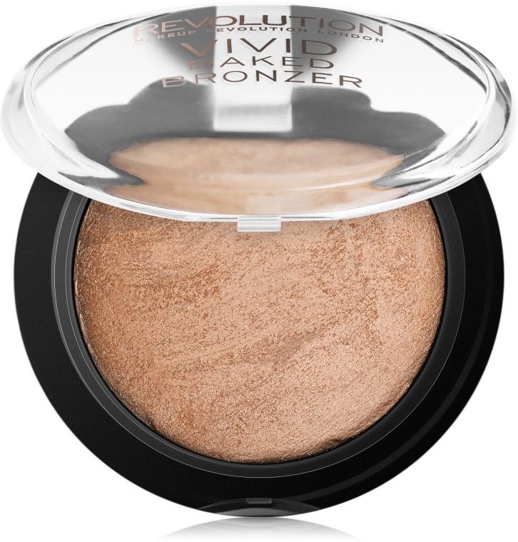 Бронзатор запеченный - Makeup Revolution Vivid Baked Bronzer
