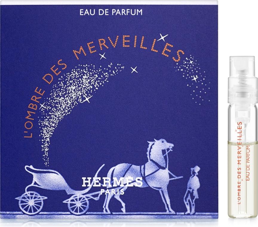 Hermes L'Ombre des Merveilles - Парфюмированная вода (пробник)