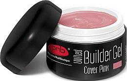Духи, Парфюмерия, косметика Моделирующий гель камуфлирующий розовый - PNB UV/LED Builder Gel Cover Pink