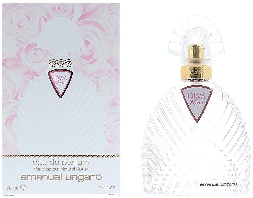 Ungaro Diva Rose - Парфюмированная вода