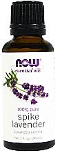 Духи, Парфюмерия, косметика Эфирное масло лаванды широколистной - Now Foods Essential Oils 100% Pure Spike Lavender