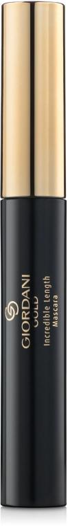 Ультраудлиняющая тушь для ресниц - Oriflame Giordani Gold Incredible Length Mascara
