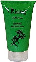 Духи, Парфюмерия, косметика Увлажняющий крем для рук - Orising Toscana