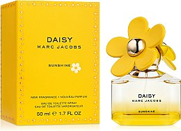 Духи, Парфюмерия, косметика Marc Jacobs Daisy Sunshine 2019 - Туалетная вода