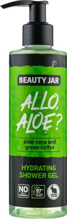 "Гель для душа "" Allo, Aloe?"" - Beauty Jar Hidrating Shower Gel — фото N1"