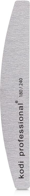 Пилка для ногтей - Kodi Professional (Half Grey, 180/240)