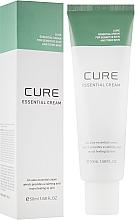 Духи, Парфюмерия, косметика Крем успокаивающий с экстрактом алоэ - Kim Jeong Moon Cure Essential Cream