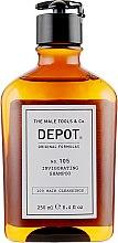 Духи, Парфюмерия, косметика Укрепляющий шампунь против выпадения - Depot 105 Invigorating Shampoo