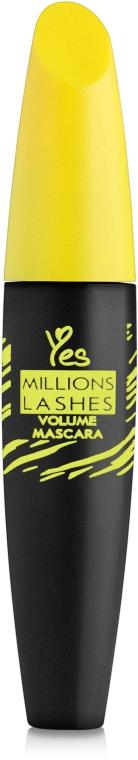 Тушь для ресниц - Yes Million Lashes Volume Mascara