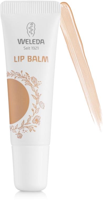 Weleda - Натуральный увлажняющий бальзам для губ Nude
