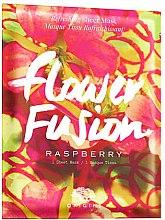 Духи, Парфюмерия, косметика Освежающая тканевая маска для лица с малиной - Origins Flower Fusion Raspberry Refreshing Sheet Mask