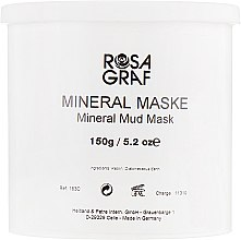 Духи, Парфюмерия, косметика Минеральная маска - Rosa Graf Mineral Mud Mask