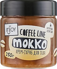 "Духи, Парфюмерия, косметика Скраб для тела ""Mokko"" - InJoy Coffee Line"
