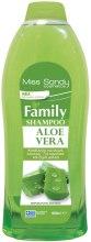 Духи, Парфюмерия, косметика Шампунь с алоэ вера - Miss Sandy Family Aloe Vera Shampoo