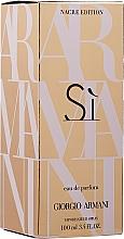 Духи, Парфюмерия, косметика Giorgio Armani Si Nacre Edition - Парфюмированная вода
