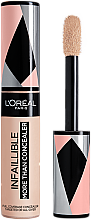 Консилер для лица - L'Oreal Paris Infaillible More Than Concealer — фото N1