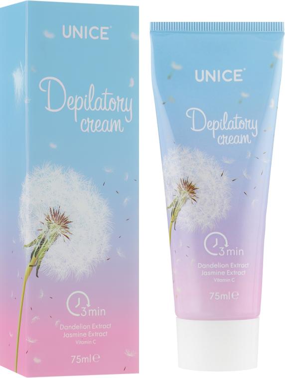 Крем для депиляции - Unice Depilatory Cream