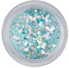 Духи, Парфюмерия, косметика Блестки для ногтей - Hi Hybrid Glam Brokat Glitter