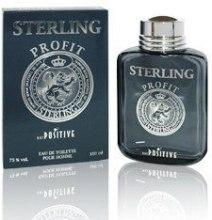 Духи, Парфюмерия, косметика Positive Parfum Sterling Profit - Туалетная вода