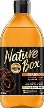 Духи, Парфюмерия, косметика Шампунь для волос с абрикосовым маслом - Nature Box Apricot Oil Shampoo