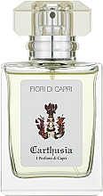 Духи, Парфюмерия, косметика Carthusia Fiori Di Capri - Туалетная вода (тестер c крышечкой)