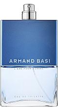 Духи, Парфюмерия, косметика Armand Basi L'Eau Pour Homme - Туалетная вода (тестер без крышечки)