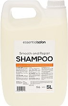 Духи, Парфюмерия, косметика Шампунь для волос с протеинами шелка - Profis Silk Protein