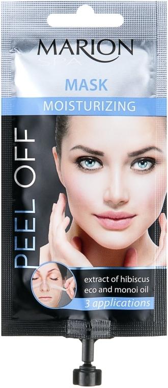 Маска для лица увлажняющая - Marion Peel-Off Mask