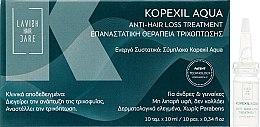 Духи, Парфюмерия, косметика Уход против выпадения волос в ампулах для мужчин - Lavish Care Kopexil Aqua Anti-Hair Loss Treatmen
