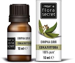 Духи, Парфюмерия, косметика Эфирное эвкалиптовое масло - Flora Secret