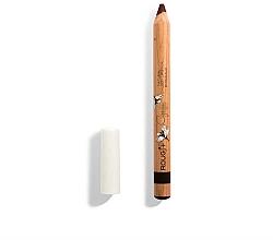 Духи, Парфюмерия, косметика Помада-карандаш для губ - Rougj+ Green Natural Chubby Lipstick