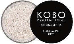 Духи, Парфюмерия, косметика Минеральная пудра для лица - Kobo Professional Mineral Series Illuminating Mist