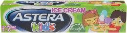 Духи, Парфюмерия, косметика Зубная паста со вкусом мороженого - Astera Kids With Ice Cream