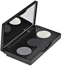 Духи, Парфюмерия, косметика Палетка теней для век - Farmasi Trio Eyeshadow Kit Ultimate Smokey