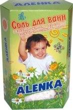 Духи, Парфюмерия, косметика Соль для ванн с экстрактом череды и лекарственных трав - Alenka
