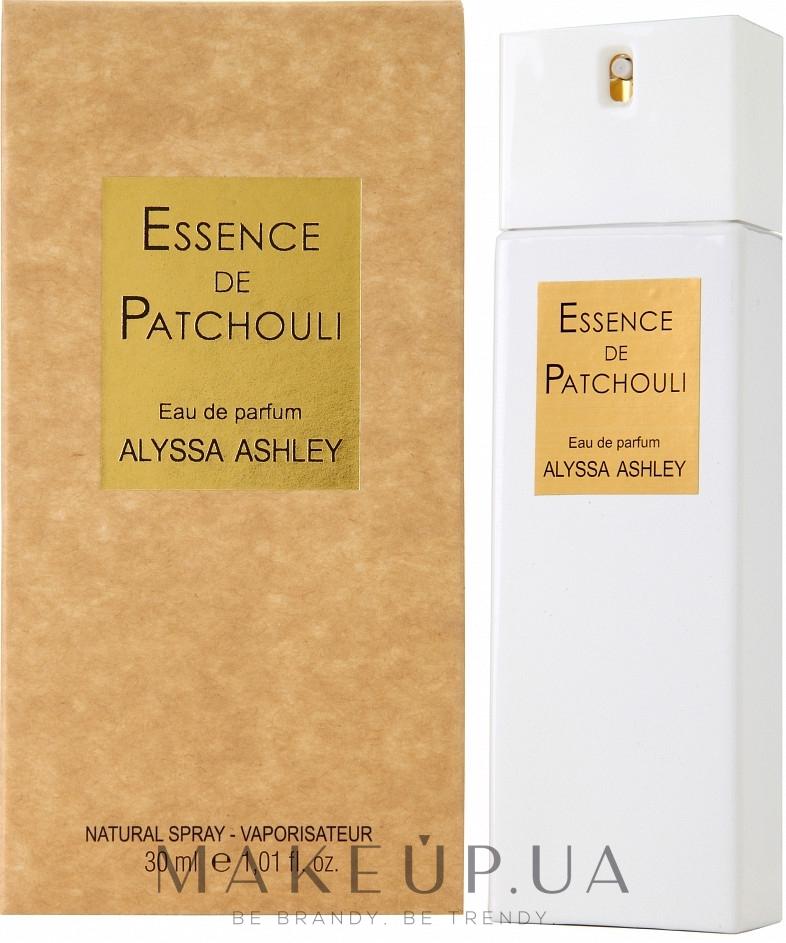 Alyssa Ashley Essence de Patchouli - Парфюмированная вода — фото 30ml