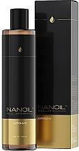 Духи, Парфюмерия, косметика Мицеллярный шампунь с маслом арганы - Nanoil Argan Micellar Shampoo