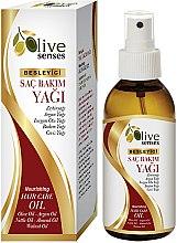 Духи, Парфюмерия, косметика Питательное масло для ухода за волосами - Selesta Senses Hair Care Oil
