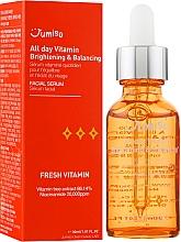 Духи, Парфюмерия, косметика Витаминная сыворотка - HelloSkin Jumiso All Day Vitamin Brightening & Balancing Facial Serum