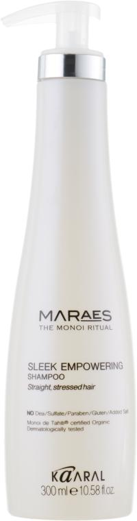 Шампунь для прямых волос - Kaaral Maraes Sleek Empowering Shampoo