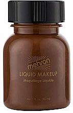 Духи, Парфюмерия, косметика УЦЕНКА Жидкий грим - Mehron Liquid Makeup *