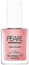 Духи, Парфюмерия, косметика Лак для ногтей - Avon Pearl Perfection Nail Colour