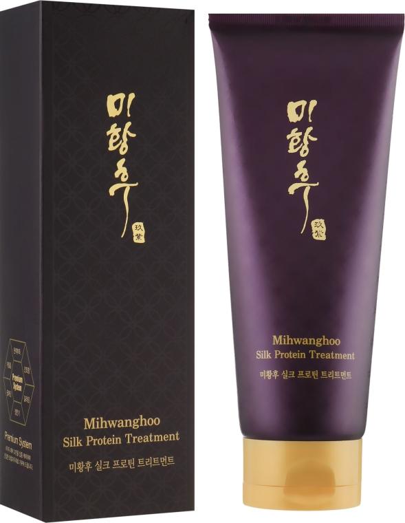Шампунь премиум серии с экстрактом трав и козьего молока - PL Cosmetic Mihwanghoo — фото N1