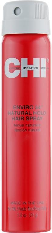 Лак для нормальной фиксации волос - CHI Enviro 54 Natural Hold Hair Spray
