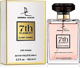 Духи, Парфюмерия, косметика Dorall Collection 7th Element Classy Damsel - Парфюмированная вода