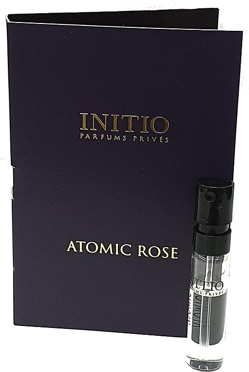 Initio Parfums Prives Atomic Rose - Парфюмированная вода (пробник)