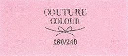 Духи, Парфюмерия, косметика Баф для ногтей, 180/240 - Couture Colour