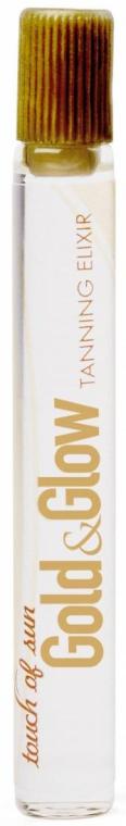 Масло для загара лица в солярии с омолаживающим эффектом - 7suns Gold & Glow (пробник)