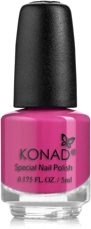 Лак для стемпинга - Konad Small Nail — фото N1